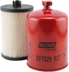 FILTRE A GASOIL   BF7929KIT