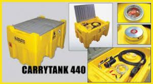 CUVE GASOIL CARRYTANK 440 LITRE