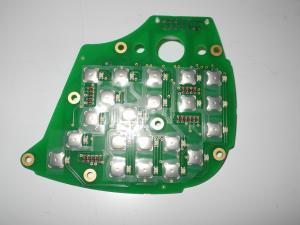 PLATINE F627811